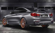 BMW Concept M4 GTS – läckrast hittills med vatteninsprutning