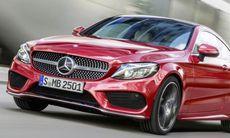 Mercedes C-klass Coupé officiell – snyggast i klassen?