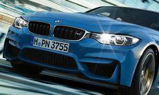 BMW M3 och M4 blir laddhybrider – ska bli snabbare och snålare