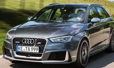 ABT trimmar Audi RS 3 – snabbare än Mercedes-AMG A 45