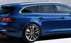 Renault Talisman kommer som kombi – snyggast i klassen?