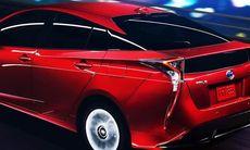 Officiell: Toyota Prius blir ännu snålare – men är den snyggare?