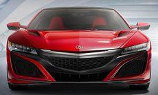 Vad vill du veta om nya Honda NSX?