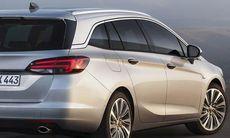 Opel Astra är senaste tillskottet i lilla kombiklassen