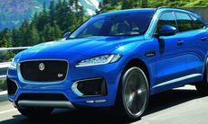 Jaguar F-Pace premiärvisas i Frankfurt – så här ser den ut