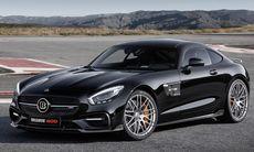 Brabus trimmar Mercedes-AMG GT S till 600 hk
