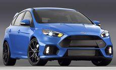 Ford Focus RS gör 0–100 på 4,7 sekunder – till fyndpris