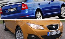 Här är modellerna från Skoda och Seat som omfattas av dieselfusket