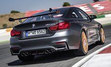 BMW M4 GTS – byggs i 700 exemplar med 500 hk