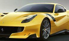 Ferrari F12 Tour de France är snabbare och ännu starkare