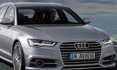 Audi ska locka tjänstebilister med nya A6-versionen