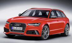 Audi RS 6 Avant och RS 7 Sportback får fler hästkrafter