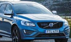 Volvo lanserar fyrhjulsdrift till VEA-motorn i S60, V60 och XC60