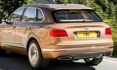 Bentley Bentayga får dieselmotor med elektrisk turbo