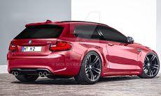 BMW M2 Shooting Brake – borde denna läckra modell byggas?