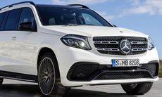 Officiell: Mercedes GLS ska ta sig an Range Rover och Bentley Bentayga