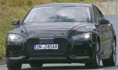 Spion: Audi A5 Sportback visar upp sig