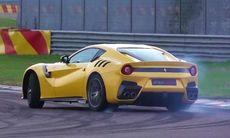 Ferrari F12 Tour de France – nu får du skruva upp ljudet!