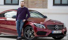 """Vi provkör Mercedes C-klass Coupé: """"Ännu hårigare än BMW M4"""""""