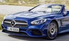 Mercedes SL får ett lyft – är den snyggare nu?