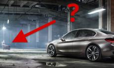 BMW ger en försmak på 1-serie Sedan med nytt koncept