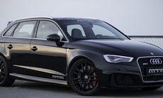 Ännu mer fart i Audi RS 3 – trimmas av MTM