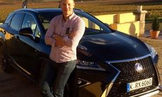"""Vi provkör Lexus RX 450h: """"Har gjort allt bättre"""""""