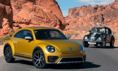 Beetle Dune: Officiella bilder på crossover-bubblan