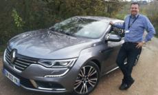 """Renault Talisman provkörd: """"Körglädjen överraskar"""""""