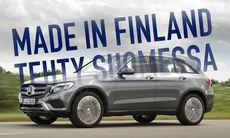 Mercedes anlitar Valmet för att bygga nya GLC