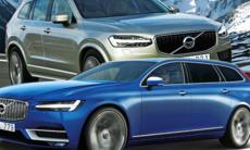 Tidslinje: Modellerna som Volvo ska lansera efter S90