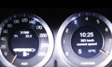 När du har sinnesjukt bråttom – Volvo S60