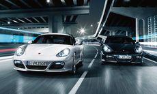 Porsche lanserar 718 Boxster och 718 Cayman – med fyra cylindrar