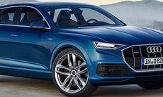 Så kan nya Audi Q8 se ut – nya toppmodellen blir en laddhybrid