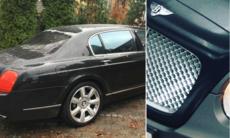 Peder har köpt en Bentley – nu ska den göras om