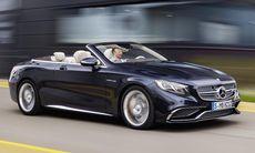 Mercedes-AMG S 65 Cabriolet – V12:an ger 630 hk och 1.000 Nm