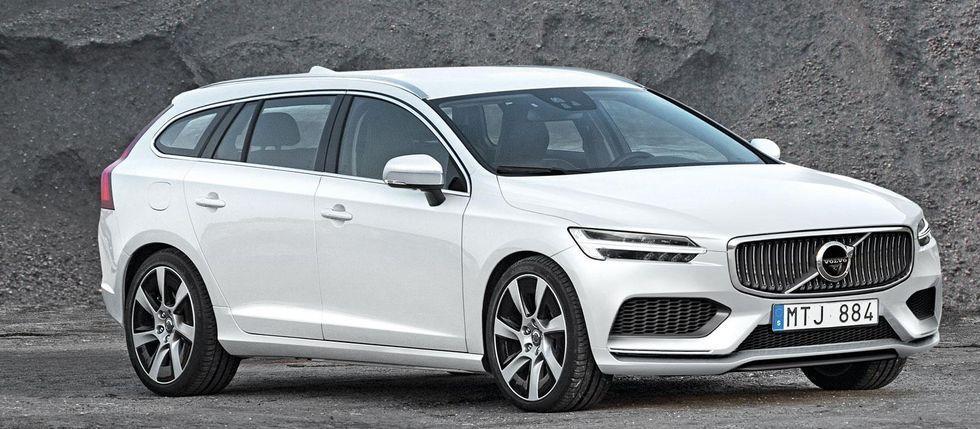 Nya Volvo S60 Sa Har Kan Den Se Ut Auto Motor Sport