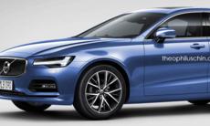 Nya Volvo S60 – så här kan den se ut