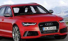 Audi RS 6 Allroad är familjens nya drömkombi