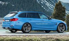 BMW M3 Touring – snälla Tomten, läs vår önskelista!