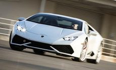 Lamborghini Huracan med kompressor ger 817 hk