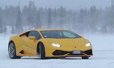 Lamborghini önskar gott nytt år – genom att summera 2015