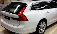 Bildläcka: Volvo V90 avslöjad – helt omaskerad