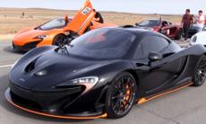 Duell: McLaren 650S mot storebror McLaren P1
