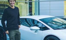 Jon Olsson har köpt en Lamborghini Huracán – nu ska den byggas om