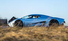 Första provturen i Koenigsegg Regera – ingen saknar växlingarna