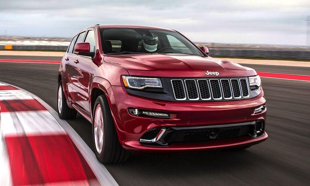 officiellt jeep grand cherokee srt hellcat kommer med 717 hk auto motor sport. Black Bedroom Furniture Sets. Home Design Ideas