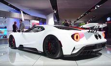 """Ford GT ställer om till """"Race mode"""" – se filmen som visar hur"""