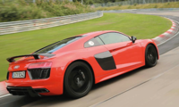 TEST: Audi R8 V10 Plus – Ringenslaktaren