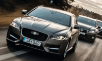 Test: BMW 520D, Jaguar XF 20D och Lexus GS 300h